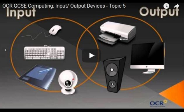 input output video
