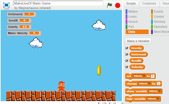 games to make on scratch
